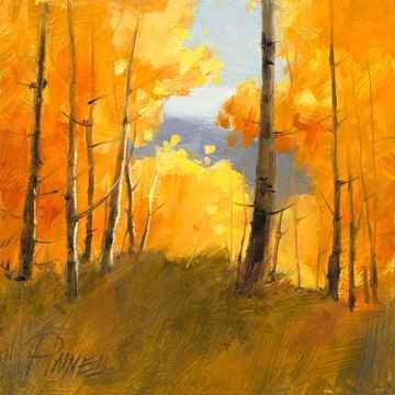 Peggy Immel-Aspen Delight II-Sorrel Sky Gallery-Painting