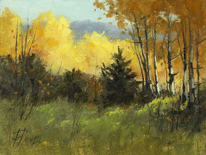 Peggy Immel-Autumn Sparkle-Sorrel Sky Gallery-Painting