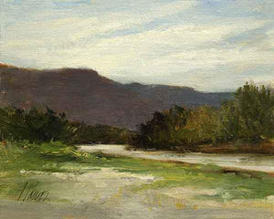 Peggy Immel-River Bend, Summer-Sorrel Sky Gallery-Painting