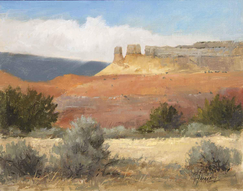 Terra Rosa, Ghost Ranch