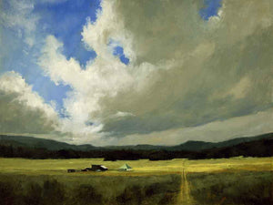 Peggy Immel-Under a Great Big Sky-Sorrel Sky Gallery-Painting