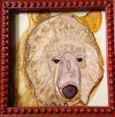 Phyllis Stapler-Sorrel Sky Gallery-Painting-Grizzly