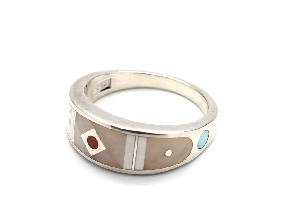 Earth And Sky Band Ring