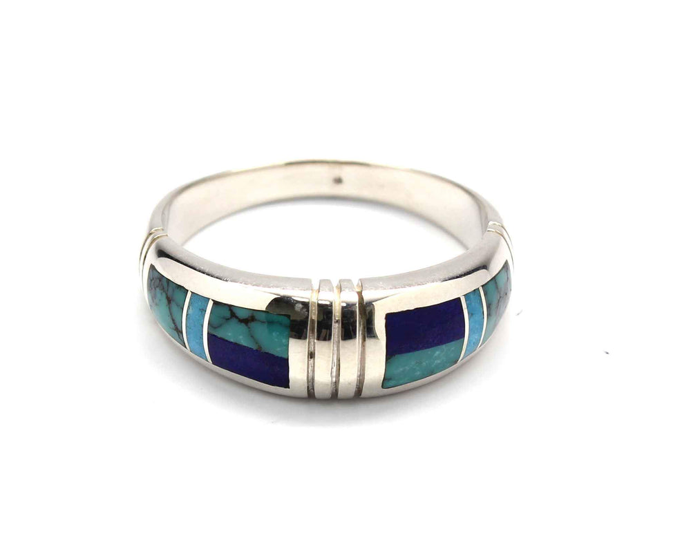Ray Tracey-El Morro Wide Band-Sorrel Sky Gallery-Jewelry