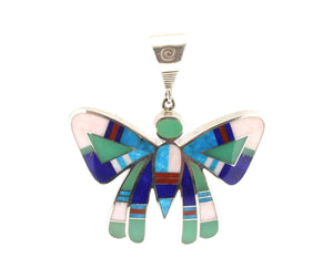 Ray Tracey-Large Butterfly Pendant-Sorrel Sky Gallery-Jewelry