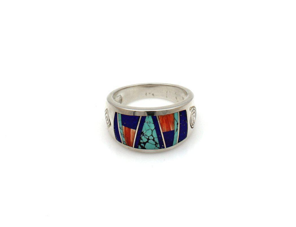 Medium Width Band Ring-Jewelry-Ray Tracey-Sorrel Sky Gallery