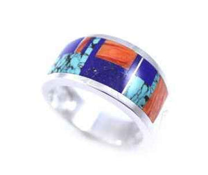Ray Tracey-Medium Width Band Ring-Sorrel Sky Gallery-Jewelry