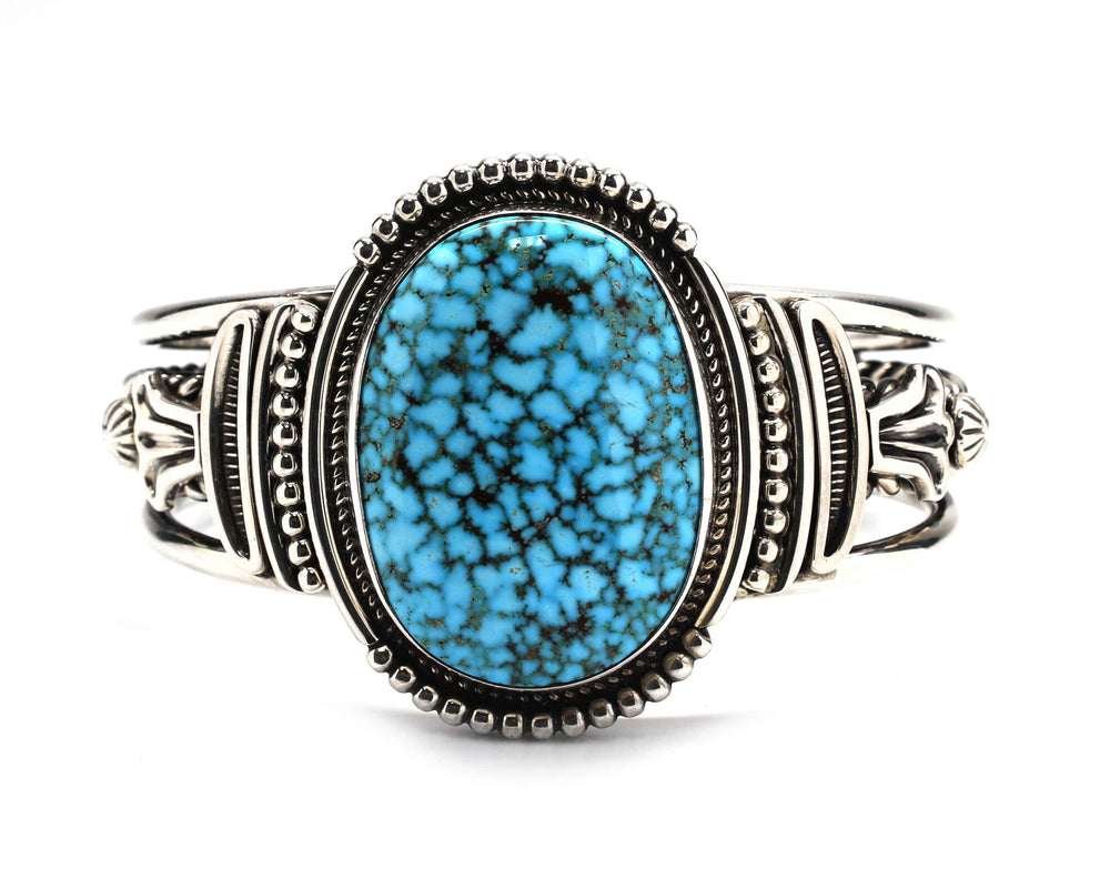 Old Style Turquoise Cuff Bracelet
