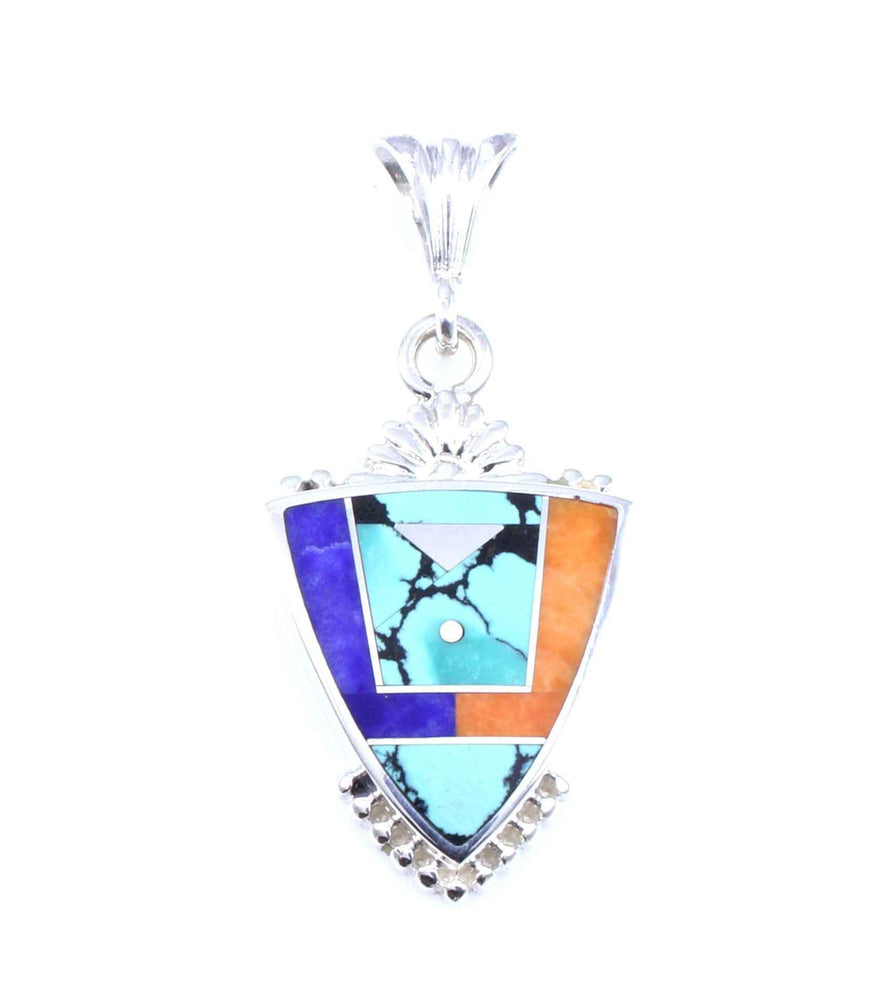Ray Tracey-Triangle Pendant-Sorrel Sky Gallery-Jewelry
