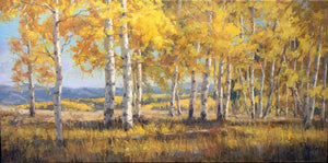 Robert Rohm-Sorrel Sky Gallery-Painting-Aspen Vista