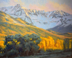 Robert Rohm-Sorrel Sky Gallery-Painting-Fall Afternoon