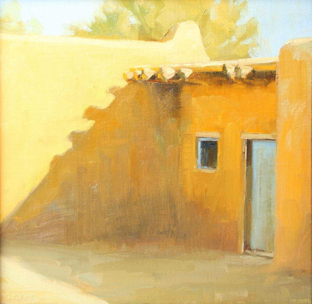 Robert Rohm-Sorrel Sky Gallery-Painting-Shadow View