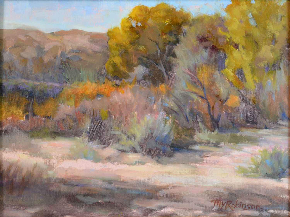 Bosque Autumn-Painting-Robinson, Maggie-Sorrel Sky Gallery