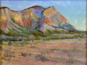 On The Road to Abiquiu-Painting-Robinson, Maggie-Sorrel Sky Gallery