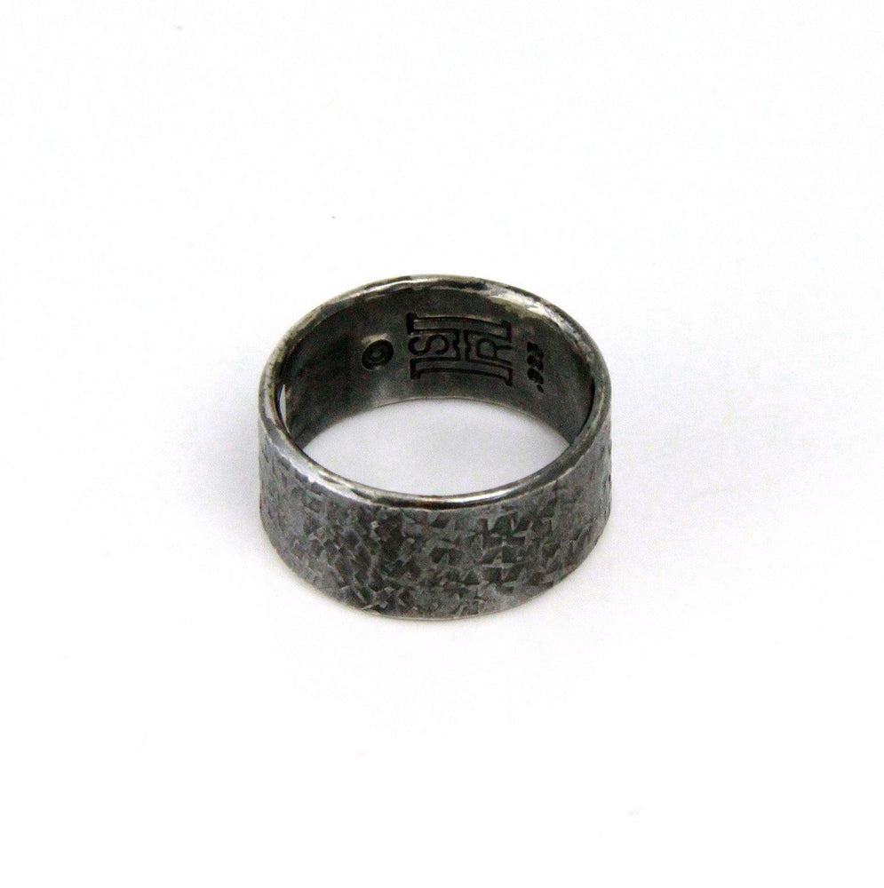 Dark Oxidized Ring-Jewelry-Shane Hendren-Sorrel Sky Gallery