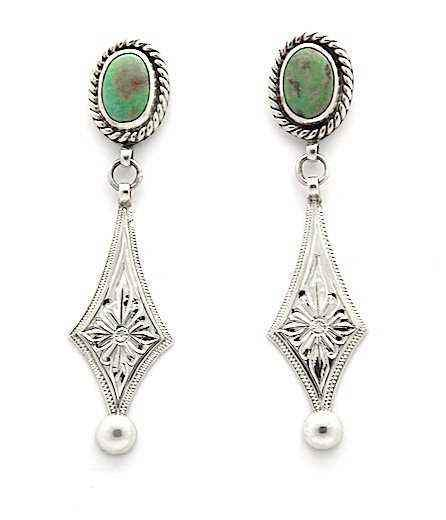 Shane Hendren-Sorrel Sky Gallery-Jewelry-High Lonesome Earrings