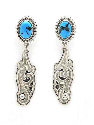 Shane Hendren-Sorrel Sky Gallery-Jewelry-Sleeping Beauty Earrings