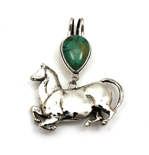 Star Liana York-Sorrel Sky Gallery-Jewelry-Mare Pendant