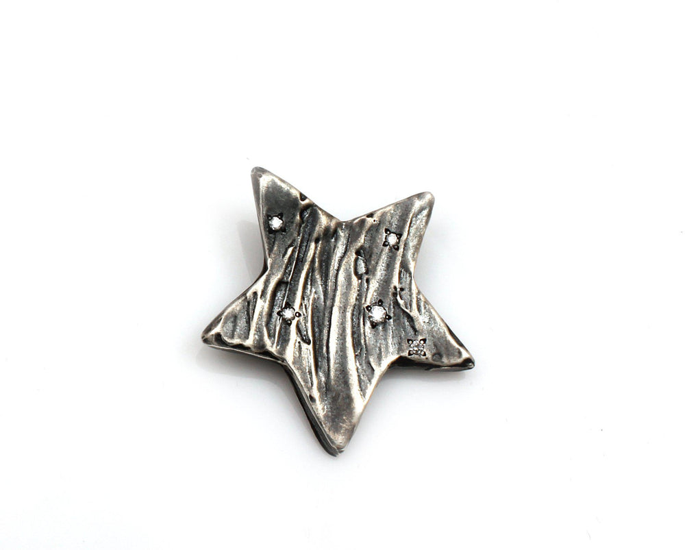 Medium Star Pin-Jewelry-Star Liana York