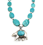 Ursa Bear Necklace