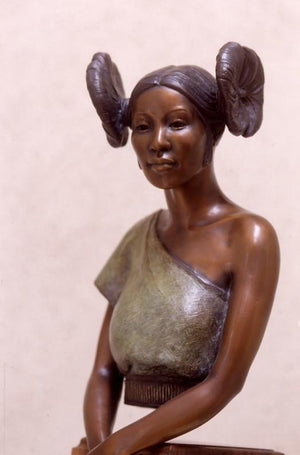 Star Liana York-Desert Blossom-Sorrel Sky Gallery-Sculpture