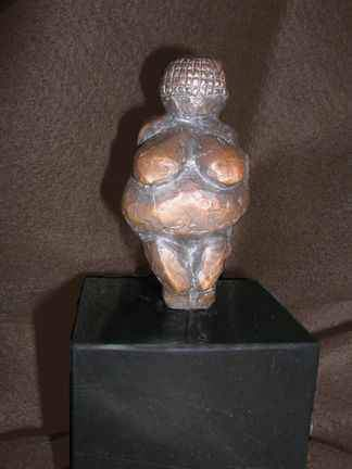 Star Liana York-Fertility Goddess-Sorrel Sky Gallery-Sculpture
