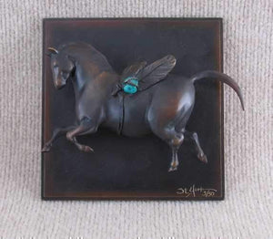 Star Liana York-Horse Fly I-Sorrel Sky Gallery-Sculpture