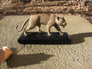 Star Liana York-Tiger-Sorrel Sky Gallery-Sculpture