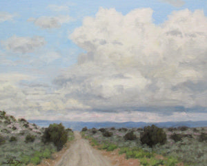 Afternoon Clouds-Painting-Stephen Day-Sorrel Sky Gallery