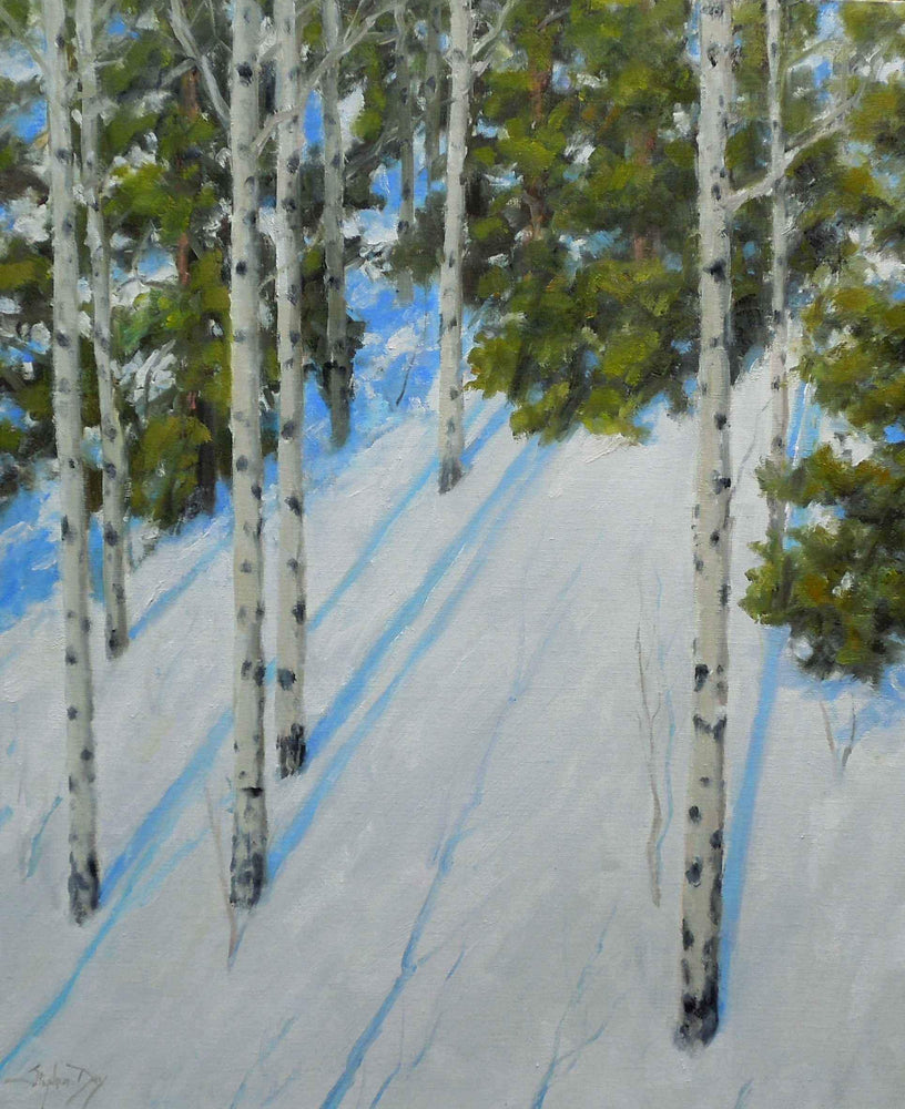 Stephen Day-Afternoon Shadows-Sorrel Sky Gallery-Painting