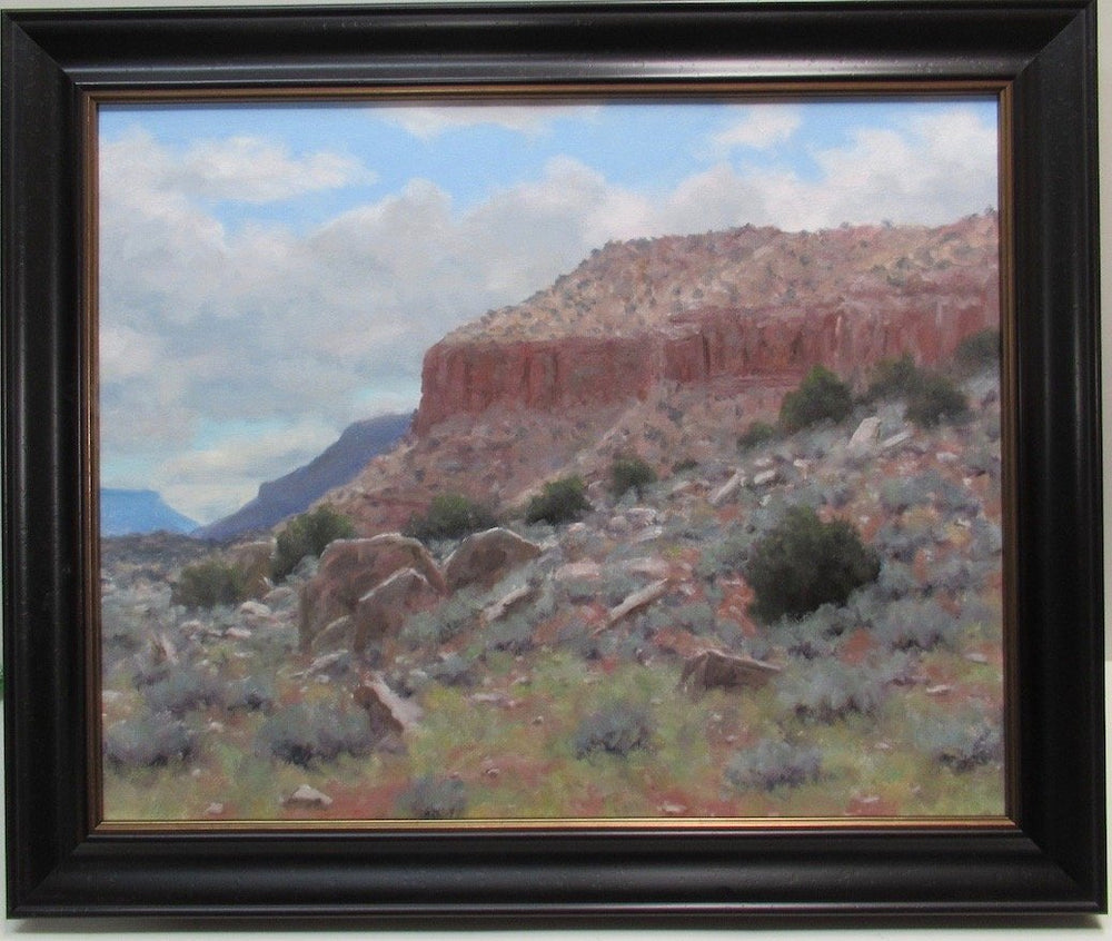 Afternoon View – Utah-Painting-Stephen Day-Sorrel Sky Gallery