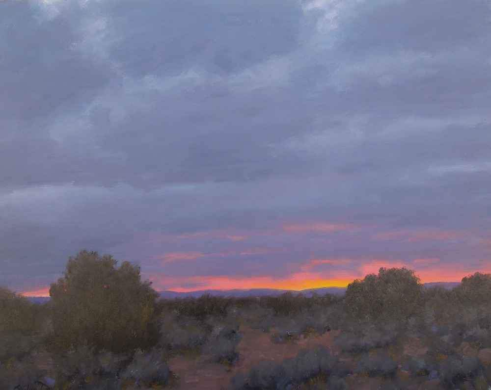 Stephen Day-As The Light Fades-Sorrel Sky Gallery-Painting