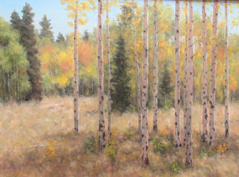 Aspen Meadow - Fall