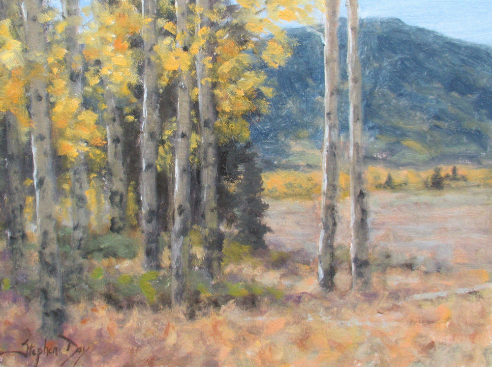 Big View - Fall-Painting-Stephen Day-Sorrel Sky Gallery