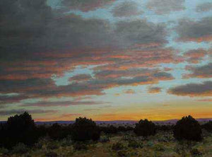 Stephen Day-Color Notes Of Evening-Sorrel Sky Gallery-Painting