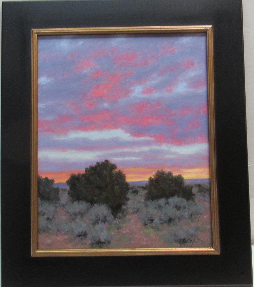 Color Show - Evening-Painting-Stephen Day-Sorrel Sky Gallery