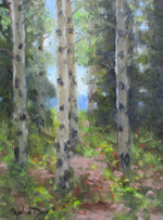 Colorado Aspen - Summer