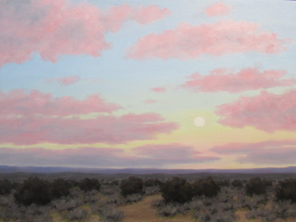 Early Morning View-Painting-Stephen Day-Sorrel Sky Gallery