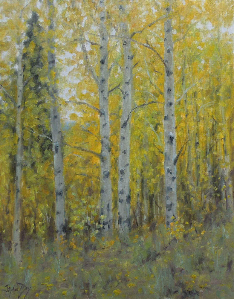 Stephen Day-Fall Day-Sorrel Sky Gallery-Painting