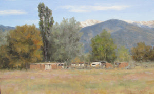 Fall View Near San Luis, Co-Painting-Stephen Day-Sorrel Sky Gallery