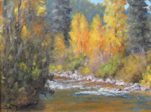 Stephen Day-Fall's Delight-Sorrel Sky Gallery-Painting