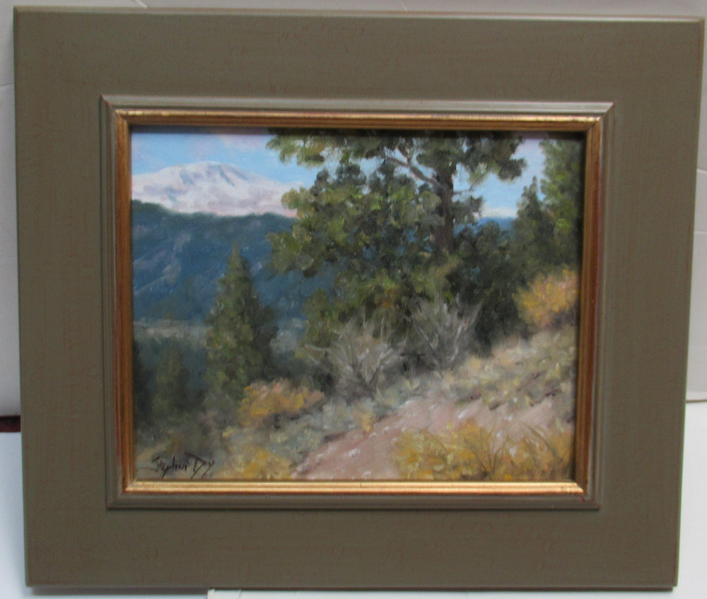 High Country - Late Fall-Painting-Stephen Day-Sorrel Sky Gallery