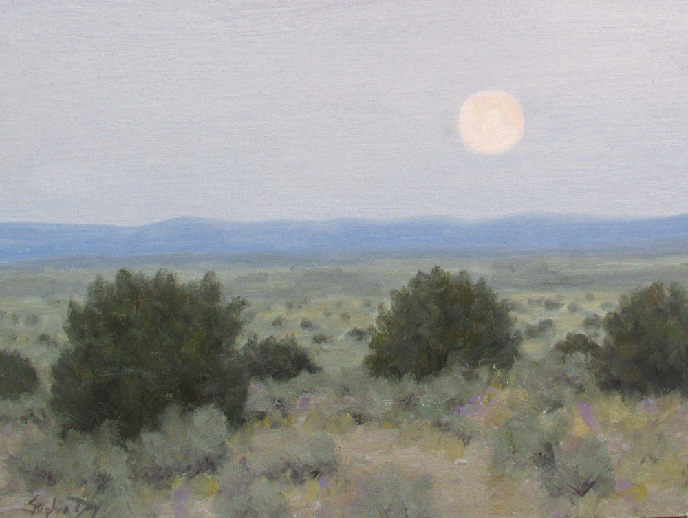 High Desert Moon