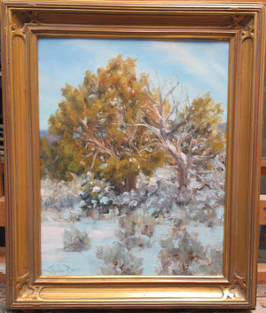 High Desert Snow-Painting-Stephen Day-Sorrel Sky Gallery