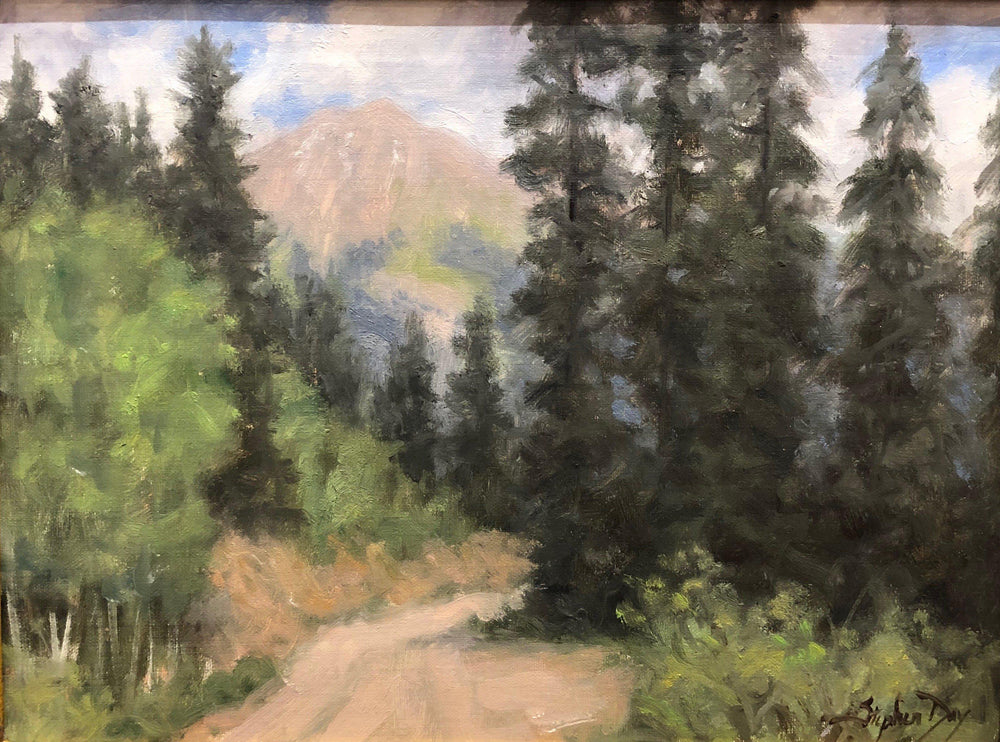 High in the San Juans-Painting-Stephen Day-Sorrel Sky Gallery