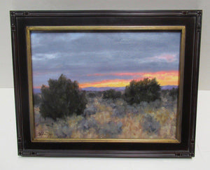 Horizon Color-Painting-Stephen Day-Sorrel Sky Gallery
