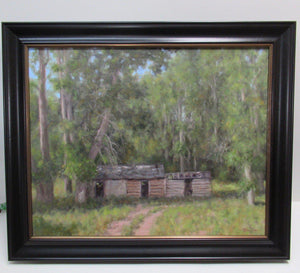 In the Summer Cottonwoods-Painting-Stephen Day-Sorrel Sky Gallery