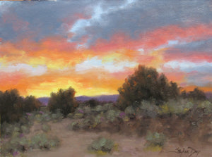 Light Filled Evening-Painting-Stephen Day-Sorrel Sky Gallery