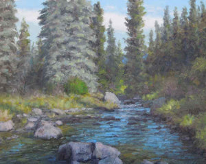 Stephen Day-Mid-Summer Along Beaver Creek-Sorrel Sky Gallery-Painting