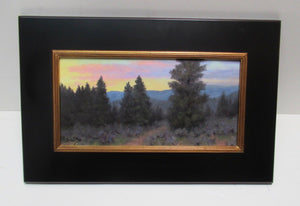 Mountain Sunset-Painting-Stephen Day-Sorrel Sky Gallery